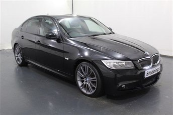 2012 BMW 3 SERIES 2.0 320D SPORT PLUS EDITION 4d AUTO 181 BHP £9699.00