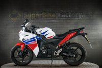 USED 2016 16 HONDA CBR125 - USED MOTORBIKE, NATIONWIDE DELIVERY. GOOD & BAD CREDIT ACCEPTED, OVER 600+ BIKES IN STOCK
