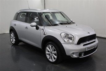 2012 MINI COUNTRYMAN 1.6 COOPER S 5d 184 BHP £11000.00