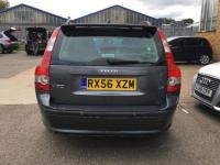 USED 2006 56 VOLVO V50 2.4 D5 SE Sport Geartronic 5dr VERY CLEAN.LEATHER.ALLOYS