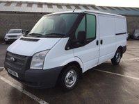 2012 FORD TRANSIT 2.2 260 LR 1d 99 BHP £6250.00