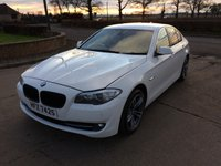 USED 2011 BMW 5 SERIES 2.0 520D SE 4d 181 BHP