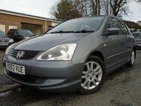 2004 HONDA CIVIC 1.6 SE 5d 110 BHP £1195.00