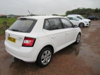 USED 2015 15 SKODA FABIA 1.0 MPI S (s/s) 5dr GOOD ECONOMICAL CAR