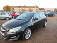 USED 2013 13 VAUXHALL ASTRA 2.0 CDTi ecoFLEX 16v SRi (s/s) 5dr GREAT MILES TO THE GALLON