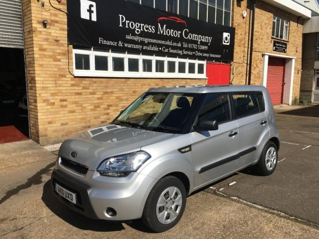View our KIA SOUL