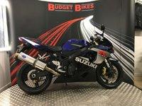 2005 SUZUKI GSXR750 749cc GSXR 750 K5  £3290.00