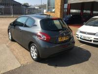 USED 2013 13 PEUGEOT 208 1.0 VTi Active 3dr FULL SERVICE HISTORY