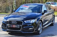 USED 2015 15 AUDI A3 1.4 TFSI S LINE 4d 148 BHP ***JUST STUNNING*** ***FINANCE DEALS AVAILABLE***