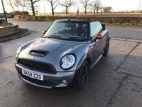 2009 MINI CONVERTIBLE 1.6 COOPER S 2d 175 BHP £5695.00