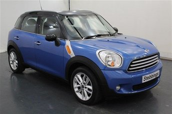 2012 MINI COUNTRYMAN 1.6 COOPER 5d 122 BHP £8000.00