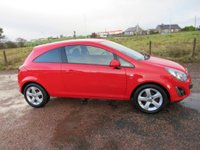 USED 2013 13 VAUXHALL CORSA 1.2 i 16v SXi 3dr LOW MILAGE