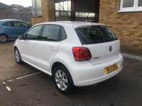 USED 2011 11 VOLKSWAGEN POLO 1.4 SE 5d 85 BHP FULL VW SERVICE HISTORY