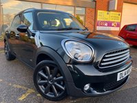 2014 MINI COUNTRYMAN 1.6 COOPER D ALL4 5d 112 BHP £10495.00