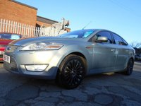 USED 2008 58 FORD MONDEO 2.0 TITANIUM X TDCI 5d 140 BHP SUPERB EXAMPLE SERVICE HISTORY