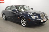 USED 2007 07 JAGUAR S-TYPE 3.0 XS V6 4d AUTO 240 BHP ONLY 63K MILES + SERVICE HISTORY + BEAUTIFUL FUTURE CLASSIC