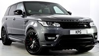 USED 2014 14 LAND ROVER RANGE ROVER SPORT 3.0 SD V6 Autobiography Dynamic 4X4 (s/s) 5dr Cost New £80k with £5k Extra's