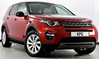 USED 2015 65 LAND ROVER DISCOVERY SPORT 2.0 TD4 SE Tech 4X4 5dr Auto [9] Pan Roof, Privacy, Power Boot