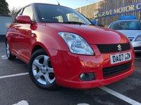 USED 2007 07 SUZUKI SWIFT 1.2 DDIS 5d 69 BHP ECONOMICAL SMALL CAR.