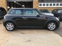 USED 2012 12 MINI HATCH ONE 1.6 One Avenue 3dr ALLOY WHEELS.AIR CON.BMW S/H