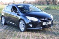 2012 FORD FOCUS 1.6 TITANIUM X TDCI 5d 113 BHP £5995.00