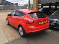 USED 2013 13 FORD FOCUS 1.0 SCTi EcoBoost Zetec 5dr SUPER LOW MILES FAB CONDITION