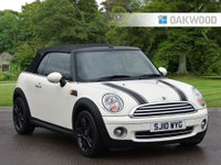 USED 2010 10 MINI CONVERTIBLE 1.6 COOPER 2d 120 BHP