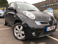 USED 2010 10 NISSAN MICRA 1.2 N-TEC 5d AUTO 80 BHP LOW MILEAGE, SMALL AUTOMATIC