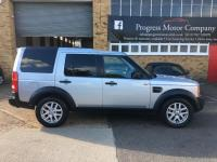 USED 2007 07 LAND ROVER DISCOVERY 2.7 TD V6 XS 5dr 7 SEATER IN GREAT CONDITION