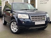 USED 2007 07 LAND ROVER FREELANDER 2.2 TD4 HSE 5d 159 BHP CAMBELT REPLACED AT 51,000!