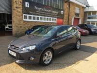 USED 2014 14 FORD FOCUS 1.0 SCTi EcoBoost Titanium Navigator 5dr ONE OWNER AND FULL S/F/H