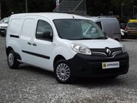USED 2015 64 RENAULT KANGOO MAXI 1.5 DCi CORE ENERGY LWB LL21 PANEL VAN 2 SIDE DOORS STOP/START PLY LINED AUX/USB INPUT