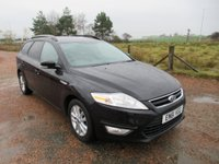 USED 2012 61 FORD MONDEO  2.0 TDCi Zetec 5dr NICE CAR ONE OWNER FROM NEW