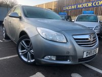 USED 2011 11 VAUXHALL INSIGNIA 2.0 SRI CDTI 5d AUTO 158 BHP HIGH SPECIFICATION AUTOMATIC