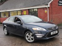 2012 FORD MONDEO 2.0 TITANIUM X AUTOMATIC (ONE OWNER) 5dr £5490.00