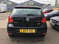 USED 2015 65 VOLKSWAGEN POLO 1.0 TSI BlueMotion Tech SE (s/s) 5dr 1 OWNER FROM NEW
