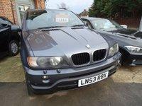 2003 BMW X5 3.0 SPORT 24V 5d AUTO 228 BHP £3290.00