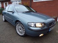 2003 VOLVO S60 2.0 T SE 4d AUTO 177 BHP (Lower Road Tax Band) Must Be The Best On For The Price £3250.00