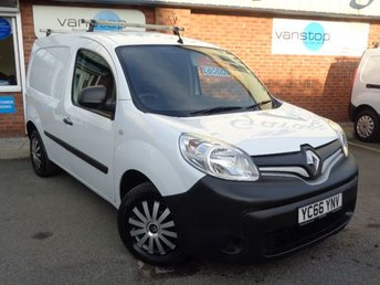 2016 RENAULT KANGOO 1.5 ML19 BUSINESS DCI 1d 90 BHP £6500.00