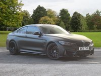 USED 2016 16 BMW M4 3.0 M4 COMPETITION PACKAGE 2d AUTO 444 BHP