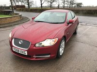 USED 2008 08 JAGUAR XF 2.7 PREMIUM LUXURY V6 4d AUTO 204 BHP