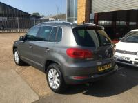 USED 2014 64 VOLKSWAGEN TIGUAN 2.0 TDI BlueMotion Tech Match DSG 4MOTION (s/s) 5dr FULL SERVICE HISTORY 1 OWNER