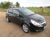 USED 2010 60 VAUXHALL CORSA 1.2 i 16v SXi 5dr EXCELLENT SMALL CAR