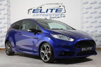USED 2015 15 FORD FIESTA 1.6 ST-2 3d 180 BHP FULL SERVICE HISTORY+STYLE PK!