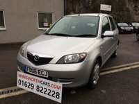 USED 2006 06 MAZDA 2 1.4 ANTARES 5d 68 BHP LOW MILEAGE ** LAST OWNER SINCE 2009 **