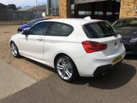 USED 2015 15 BMW 1 SERIES 2.0 120d M Sport Sports Hatch (s/s) 3dr ONE OWNER, LONG MOT!!!
