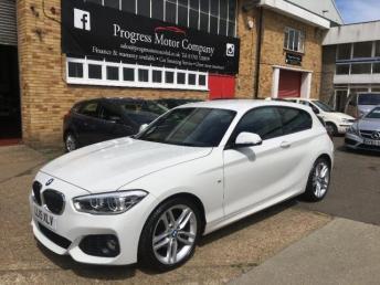 2015 BMW 1 SERIES 2.0 120d M Sport Sports Hatch (s/s) 3dr £13395.00