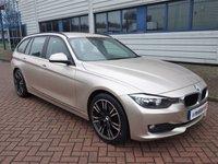 2014 BMW 3 SERIES 2.0 320D EFFICIENTDYNAMICS TOURING 5d AUTO 161 BHP £9990.00