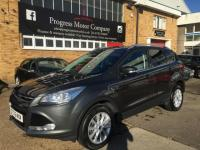 USED 2016 16 FORD KUGA 2.0 TDCi Titanium 5dr Low mileage & 1 previous owner