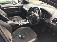 USED 2010 60 AUDI Q7 4.2 TD S line Tiptronic Quattro 5dr